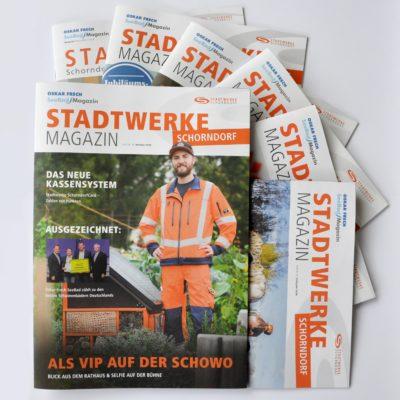 Stadtwerke Magazin