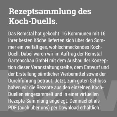 Rezeptsammlung Koch-Duell