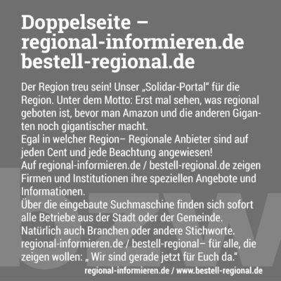 Regional-informieren